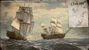 ACIV Black Flag immagine promozionale tattiche navali 5