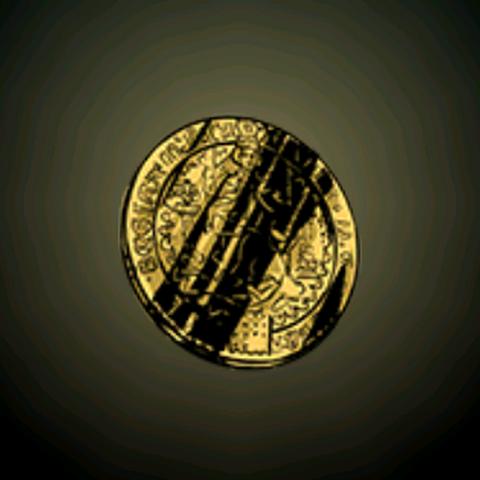 纪念玛丽一世的一英镑硬币
