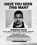 ACi-Desmond avis-de-recherche