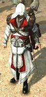 Ezio z ukrytym ostrzem (ACB) (by Kubar906)
