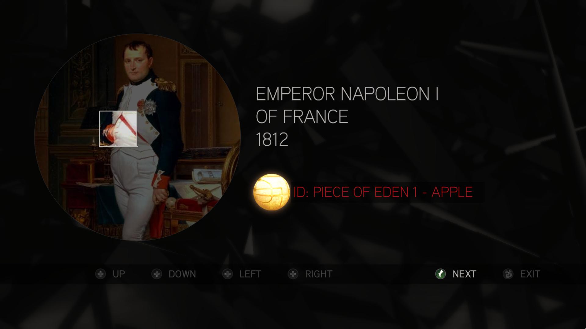 Apple of Eden 1   Assassin's Creed Wiki   Fandom