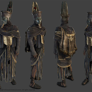 Renders of Medunamun