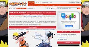 Naruto wiki du mois