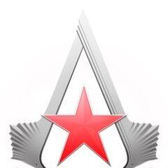 Russisches Assassinensymbol