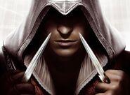 ACII Wallpaper Ezio Visage