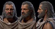 ACOD Barnabas head models