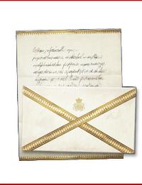 ACS Correspondance royale 5 BDA