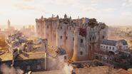 ACU Bastille démolition