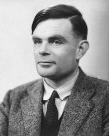 Alan Turing foto