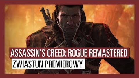 Assassin's Creed Rogue Remastered- Zwiastun premierowy