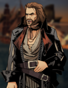 Charles Vane Pirates