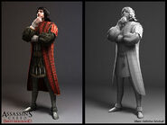 Copernicus character model by Senecal