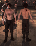 Ezio-shirtless-brotherhood