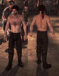 Ezio-shirtless-brotherhood