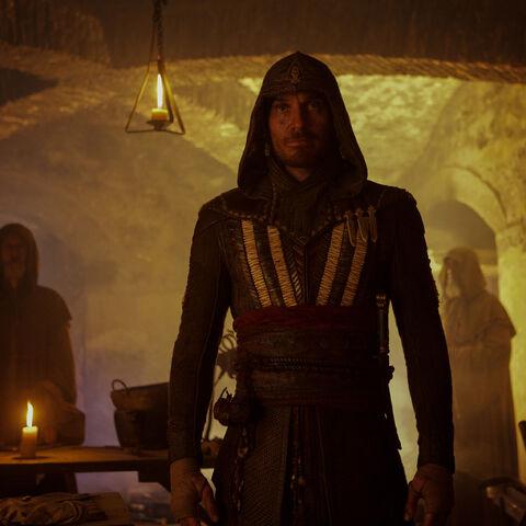 Aguilar et ses confrères dans la forteresse