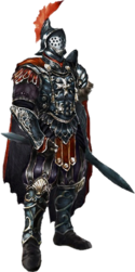 Gladiator Render2