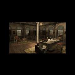 La chambre d'Ezio