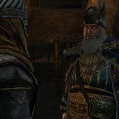 <b>Manuel</b> parlant avec Shakhulu.