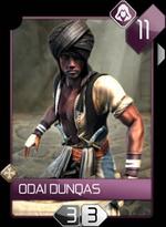 ACR Odai Dunqas