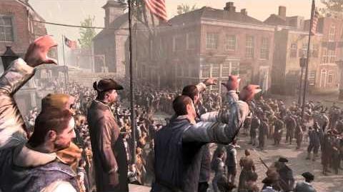 Assassin's Creed III - Trailer ufficiale di Lancio IT