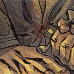阿奎卢斯刺向武尔图尔