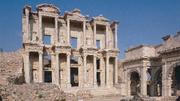 DTAE Library of Celsus in Ephesus