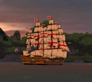 HMSPembroke&OrmondeACP