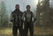 Meet the Smugglers - Initiates