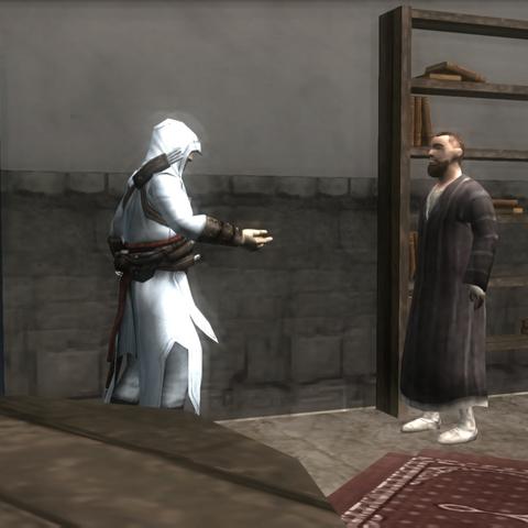 阿泰尔问马科斯关于沙利姆的事情