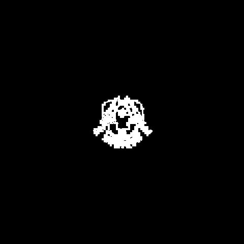 石化群岛的标志