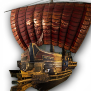 ACOD The Adrestia ship design