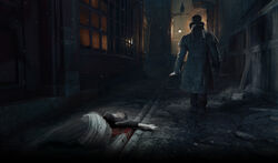 ACS Jack the Ripper DLC
