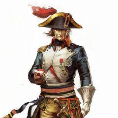 拿破仑·波拿巴的艺术设定