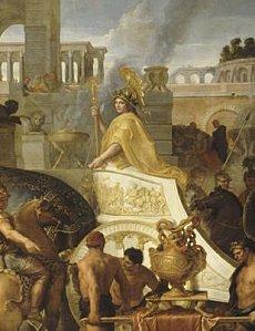 Alessandro il Grande - Bastone