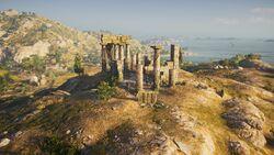 ACOD Burned Temple of Hera