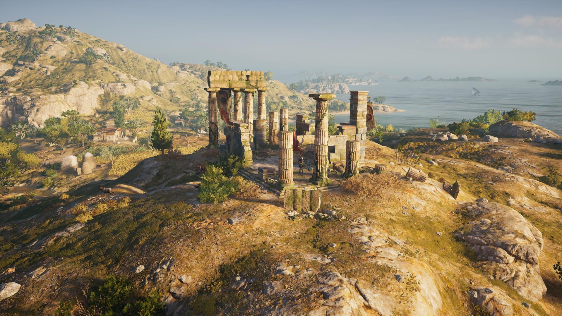 Burned Temple of Hera | Assassin's Creed Wiki | FANDOM