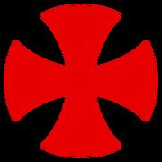 Alisee Templar Cross