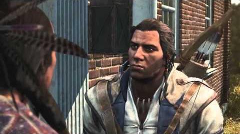 Assassin's Creed 3 - Connor története bemutató (magyar felirattal)