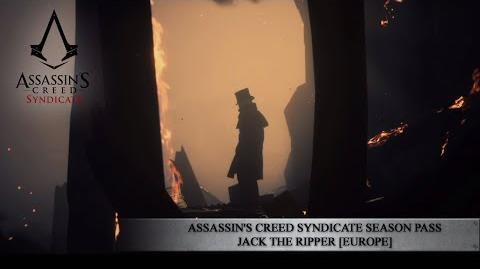 Assassin's Creed Syndicate Season Pass - Jack The Ripper EUROPE