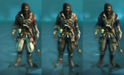 Pirate - Warrior - 60k (Buccaneer)