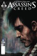 AC Titan Comics 13 Cover B
