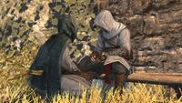 Altaïr i Maria w Masjafie (by Kubar906)