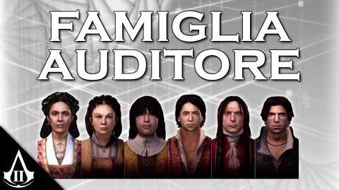 Assassins' Creed 2 - Fantasmi del Passato Easter Egg (Famiglia Auditore)
