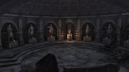 Crypte des Auditore (présent)