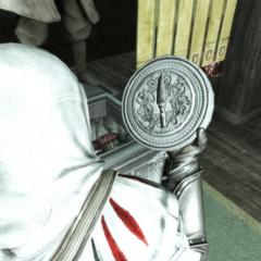 Ezio récupérant le Sceau de <b>Wei Yu</b>