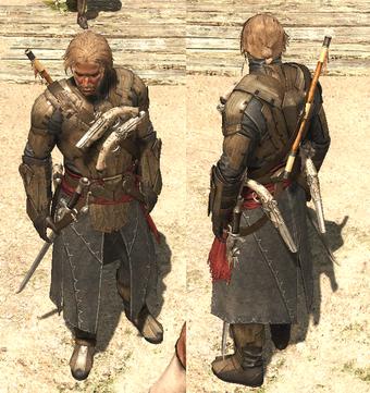 Mayan Armor Assassin S Creed Wiki Fandom