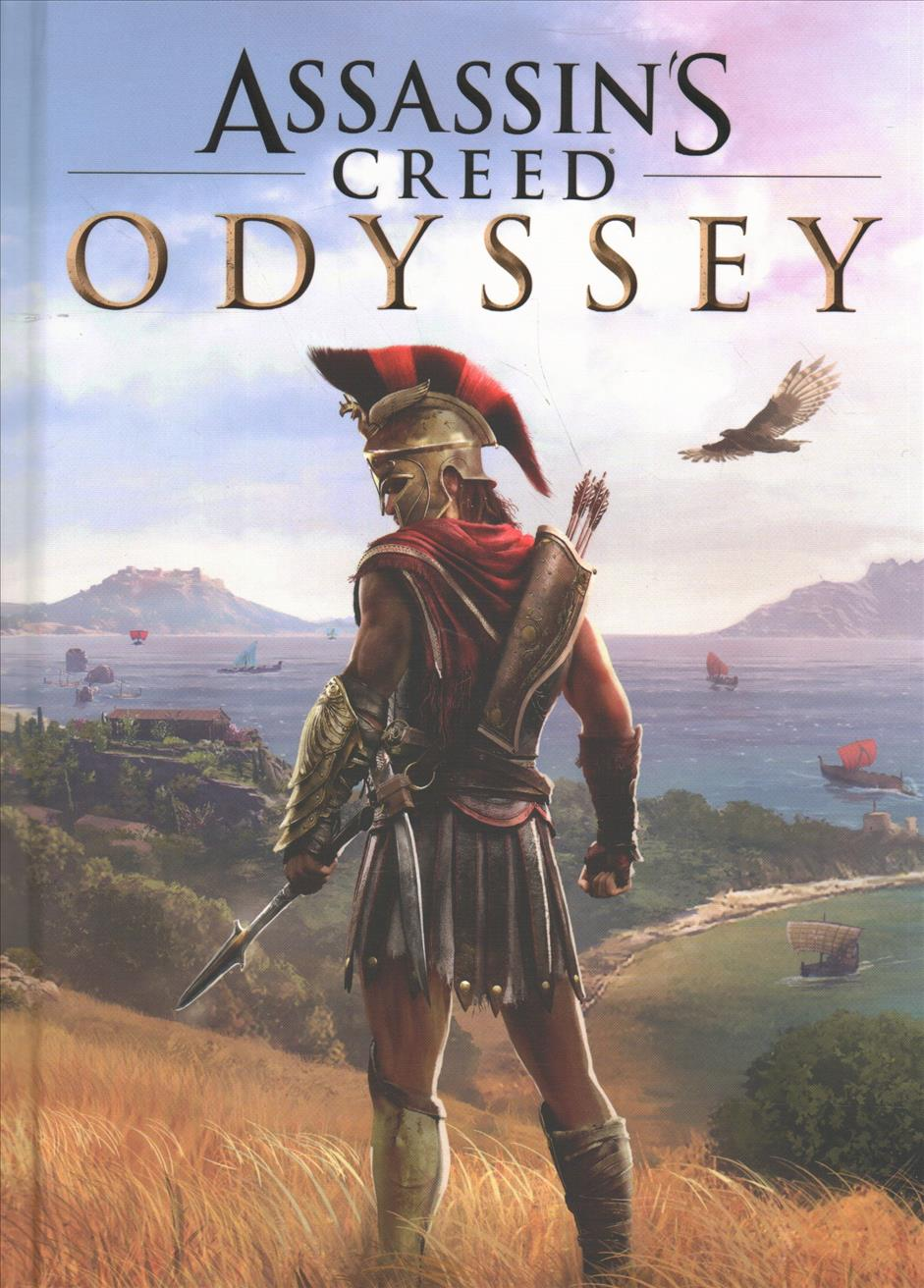 Assassin S Creed Odyssey Official Game Guide Assassin S Creed