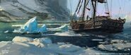 ACRogue Morrigan nord Atlantico close up concept art