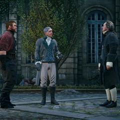 François de la Serre venant régler l'affaire