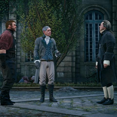 <b>Olivier</b> menaçant de dénoncer Arno à la maréchaussée